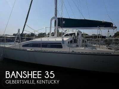 View 1988 Banshee 35 - Listing #195089