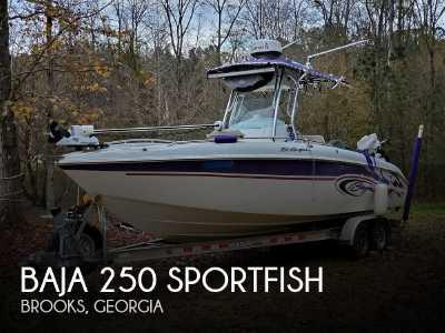 View 2003 Baja 250 Sportfish - Listing #119267
