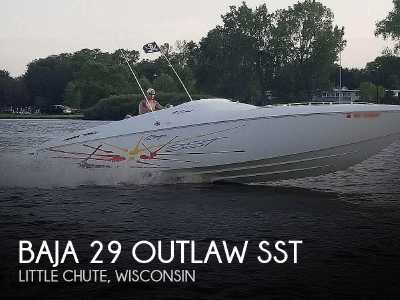 View 2001 Baja 29 Outlaw SST - Listing #90304