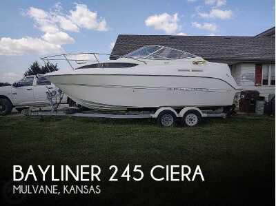 View 2003 Bayliner 245 Ciera - Listing #48333