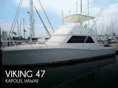 View 1998 Viking 47 - Listing #90817