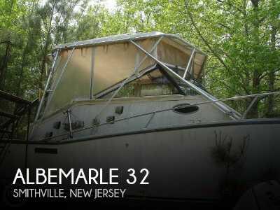 View 1989 Albemarle 32 - Listing #48139