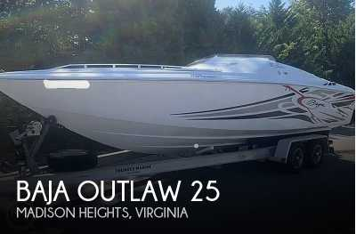 View 2005 Baja Outlaw 25 - Listing #169152