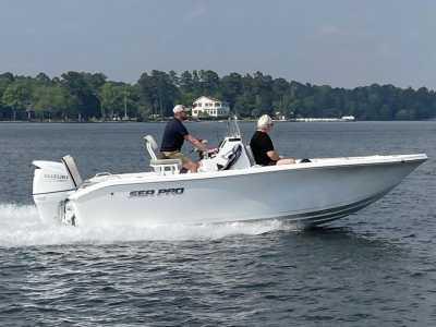 View 2021 Sea Pro 199 - Listing #308545