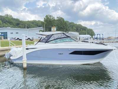 View 2022 Sea Ray Sundancer 320 Outboard - Listing #308523