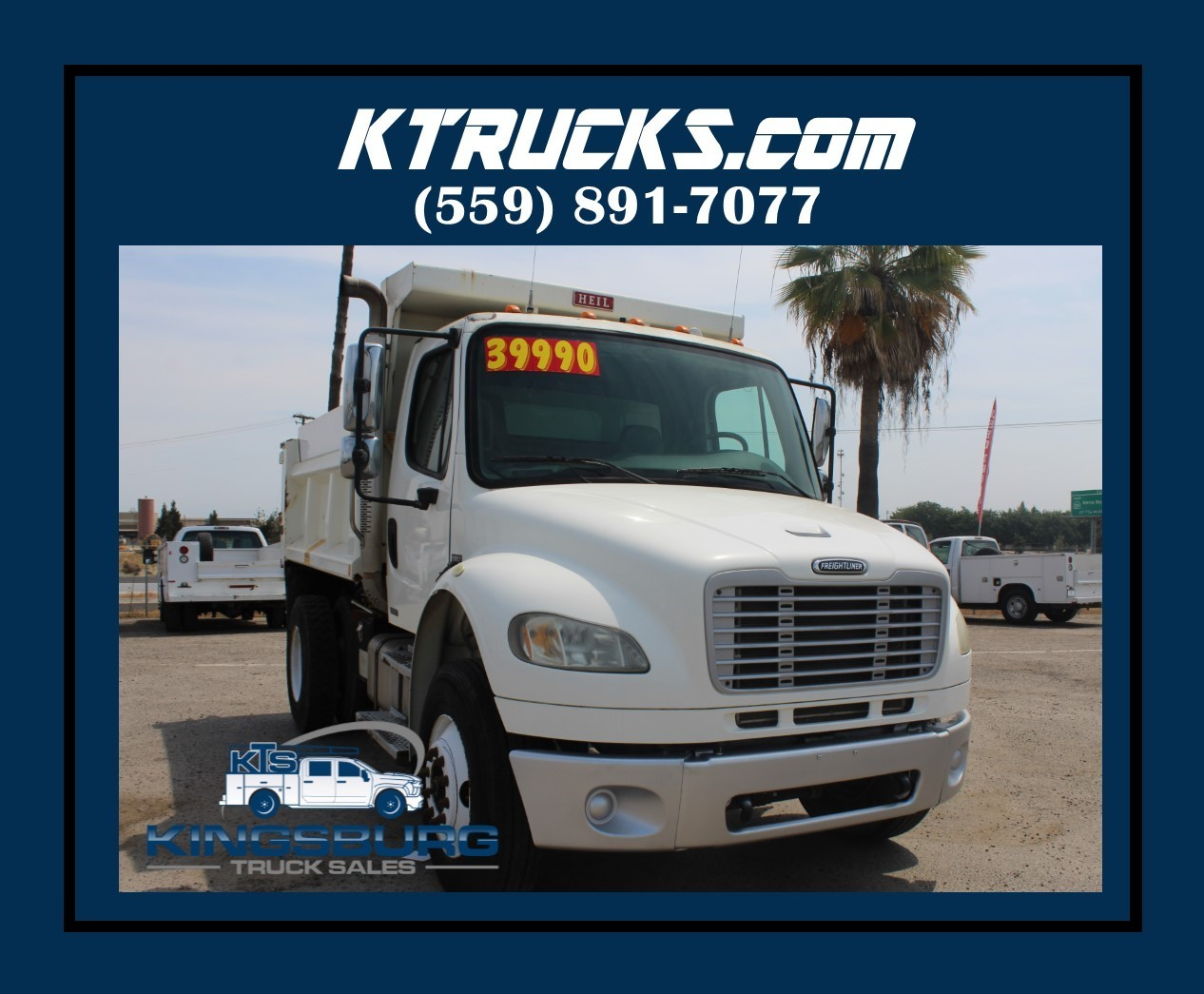 View 2006 FREIGHTLINER BUSINESS CLASS M2 106 - Listing #1627225