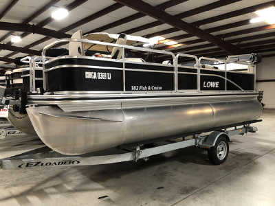 View 2016 Lowe Boats Ultra 182 Fish & Cruise - Listing #318597