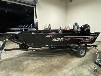 View 2021 Alumacraft Competitor 165 - Listing #291602