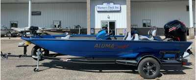View 2021 Alumacraft Pro 185 - Listing #317918