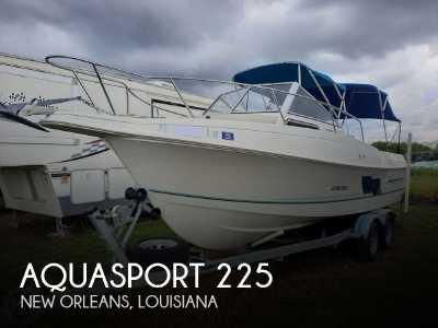 View 1997 Aquasport 225 Explorer - Listing #305308