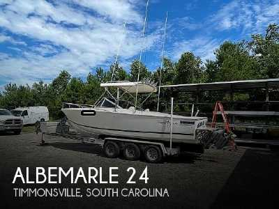 View 1988 Albemarle 24 express - Listing #296829