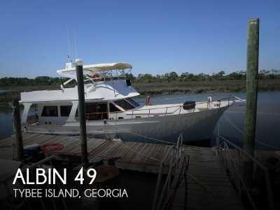 View 1979 Albin 49 Extended Flybridge - Listing #209348