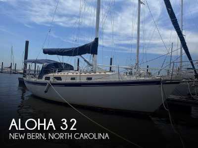 View 1986 Aloha 32 - Listing #213951