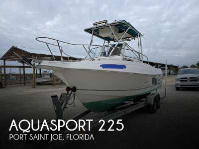 View 1996 Aquasport 225 Explorer - Listing #117397