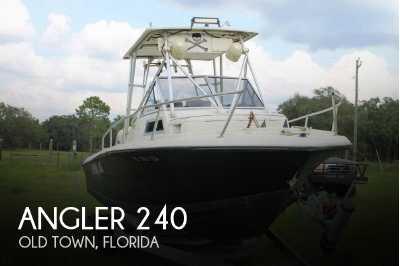 View 2000 Angler 240 - Listing #51703