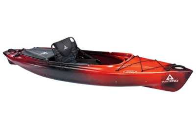 View 2021 Ascend D10 Sit-In - Red-Black - Listing #299173