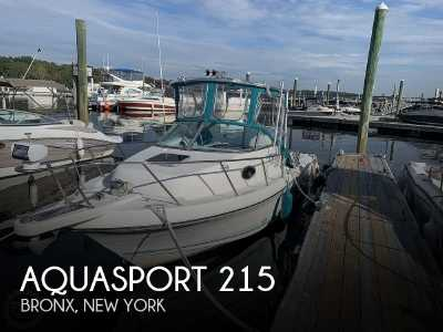 View 1998 Aquasport 215 Explorer - Listing #314689