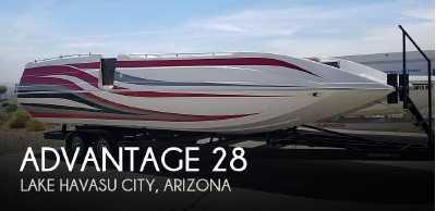 View 2003 Advantage Party Cat 28XL - Listing #77844