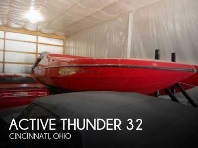 View 1994 Active Thunder 32 - Listing #51316