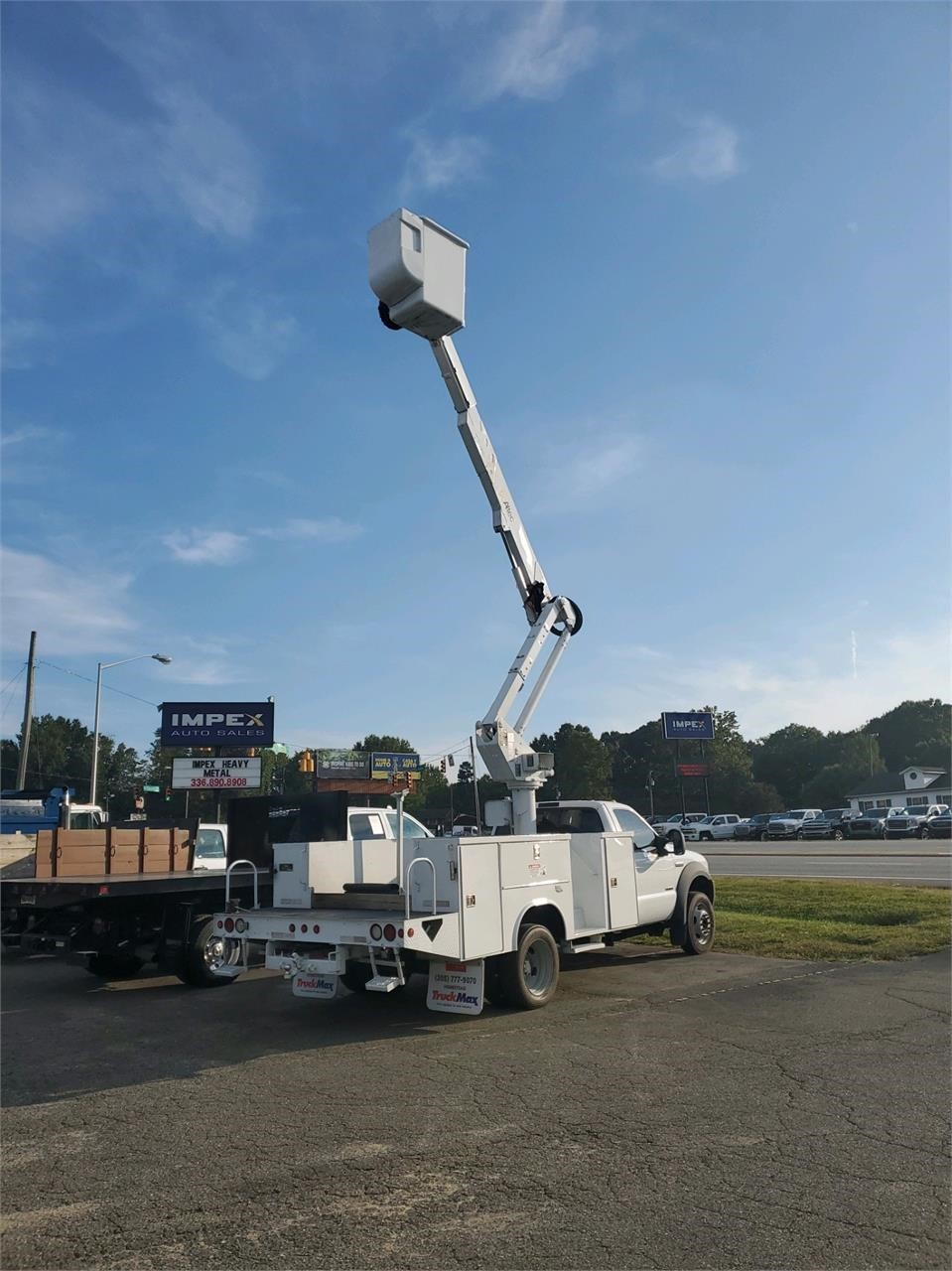 View 2007 ALTEC AT37G - Listing #1617422