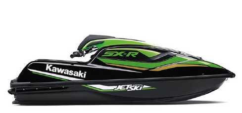 View 2022 Kawasaki JET SKI SX-R - Listing #320196
