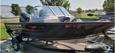 View 2015 Tracker® Boats Pro Guide  V-175 WT - Listing #310871