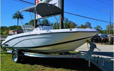 View 2022 Yamaha Marine 190 FSH® DELUXE - Listing #320072