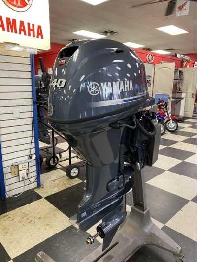 View 2021 Yamaha F40LA - Listing #306253