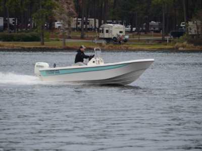 View 2022 Carolina Skiff 162 JLS - Listing #320465