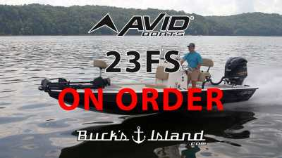 View 2022 Avid 23FS ON ORDER - Listing #311278