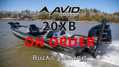 View 2022 Avid 20XB ON ORDER - Listing #303920