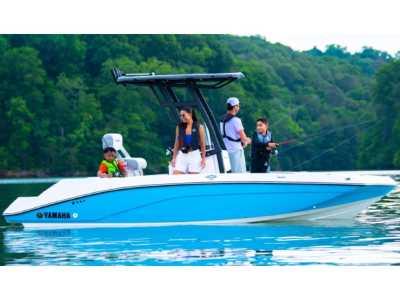 View 2022 Yamaha Marine 195 FSH® SPORT - Listing #316801