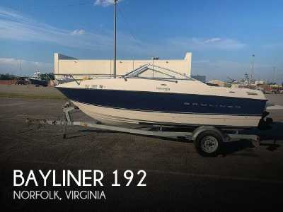 View 2012 Bayliner 192 Discovery - Listing #320149