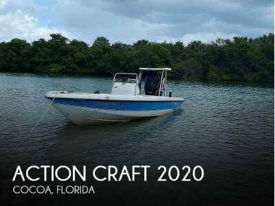 View 1994 Action Craft 2020 Flatsmaster Se - Listing #317837