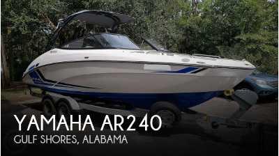View 2018 Yamaha AR240 SAT 1800 - Listing #317353