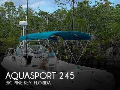 View 1995 Aquasport 245 - Listing #316606