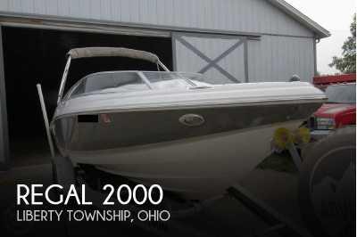 View 2011 Regal 2000 - Listing #317616
