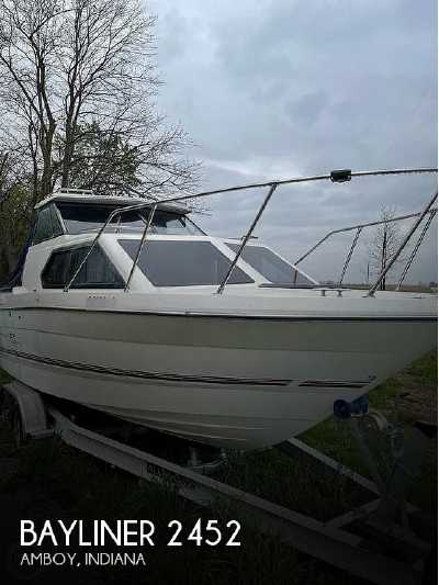 View 1994 Bayliner 2452 Classic - Listing #316376