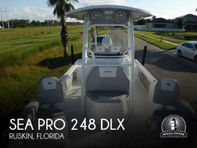 View 2019 Sea Pro 248 DLX - Listing #314840
