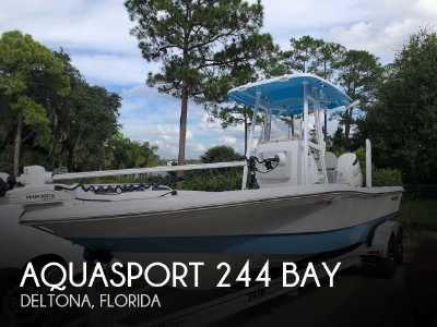 View 2020 Aquasport 244 Bay - Listing #314407