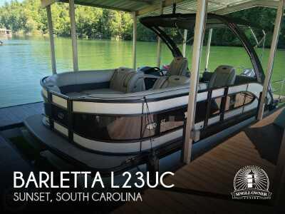 View 2020 Barletta L23UC - Listing #313369