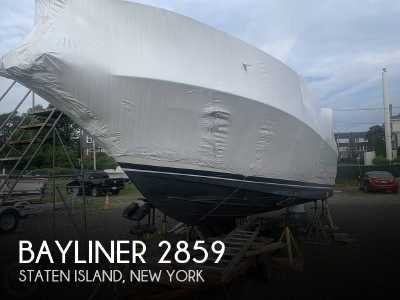 View 1996 Bayliner 2859 Cierra Express - Listing #307958