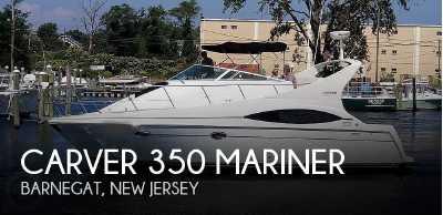 View 1998 Carver 350 Mariner - Listing #306765