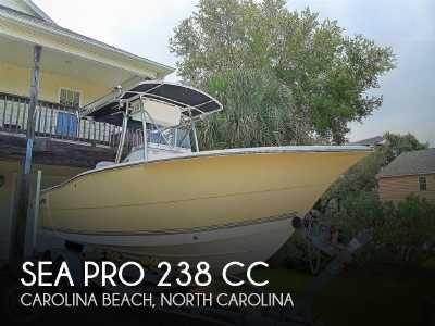 View 2007 Sea Pro 238 CC - Listing #307263