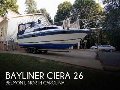 View 1986 Bayliner Ciera 26 - Listing #310269