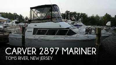 View 1987 Carver 2897 Mariner - Listing #304053