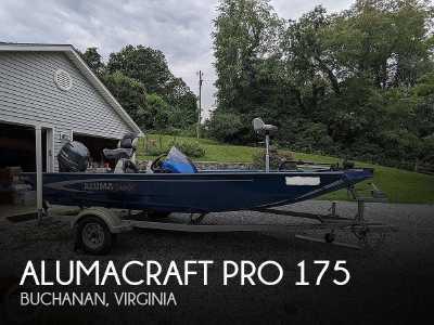 View 2019 Alumacraft Pro 175 - Listing #300248