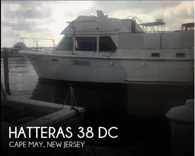 View 1974 Hatteras 38 DC - Listing #266600