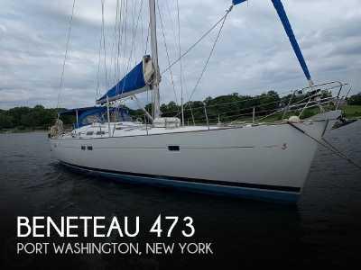 View 2006 Beneteau Oceanis 473 - Listing #281979