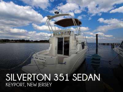 View 2000 Silverton 351 Sedan - Listing #88082